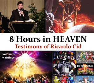 Ricardi Cid 8 hours in heaven